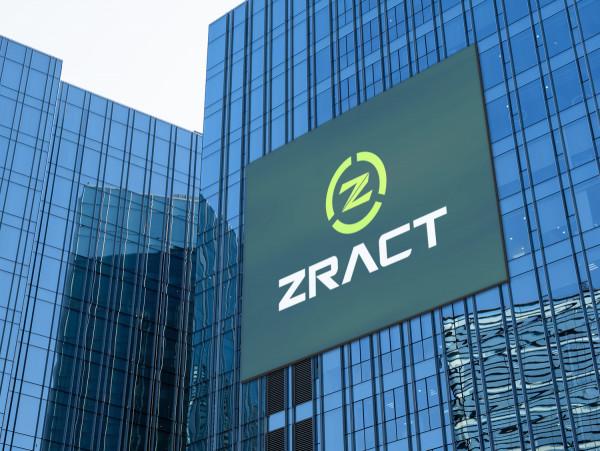 Sample branding #3 for Zract