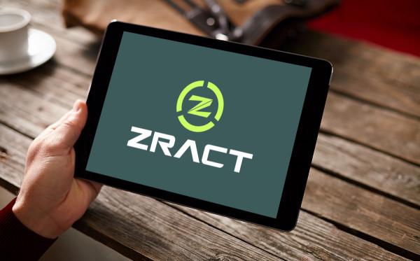 Sample branding #1 for Zract