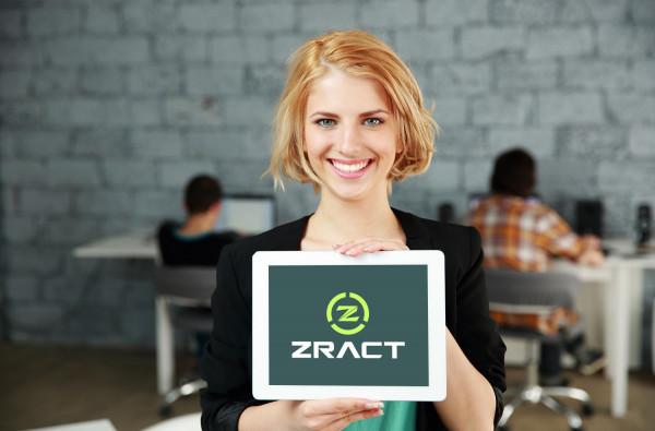 Sample branding #2 for Zract