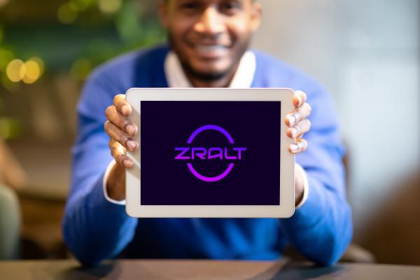 Sample branding #1 for Zralt