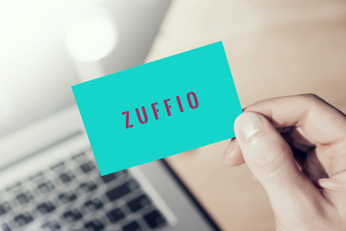 Sample branding #2 for Zuffio