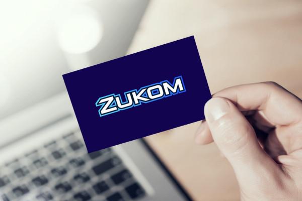Sample branding #2 for Zukom