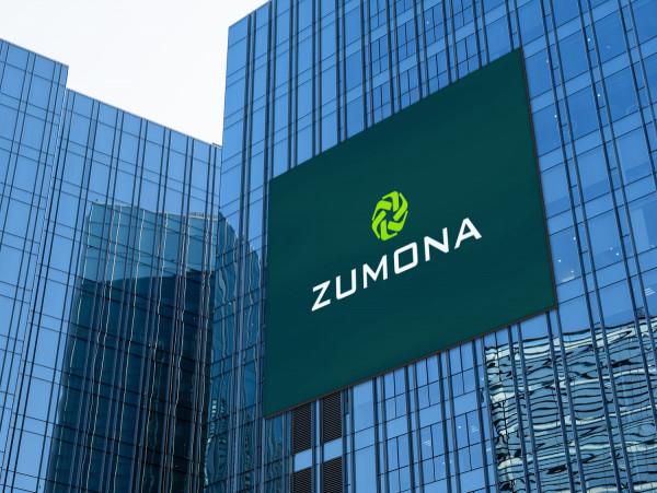 Sample branding #2 for Zumona