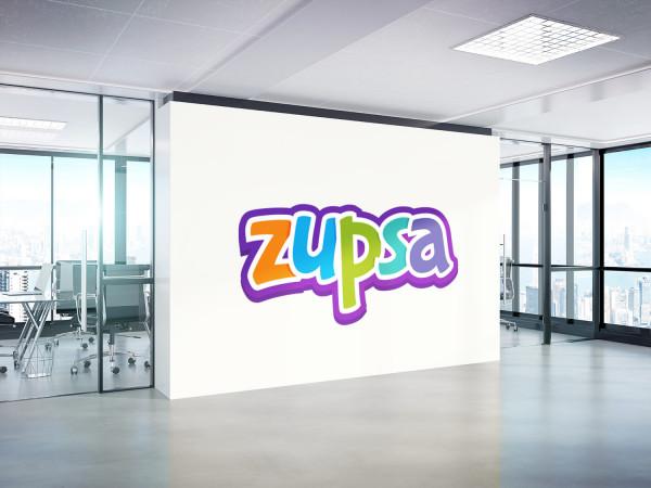 Sample branding #1 for Zupsa