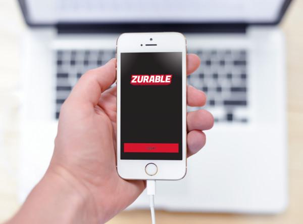 Sample branding #1 for Zurable