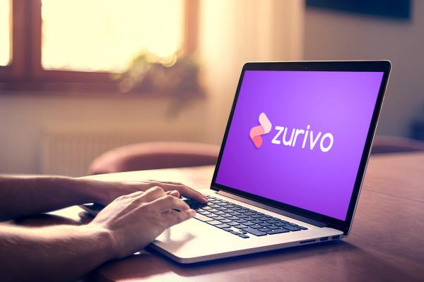 Sample branding #2 for Zurivo