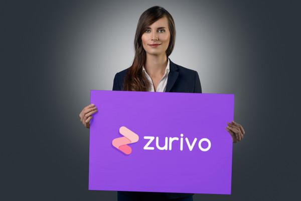 Sample branding #3 for Zurivo
