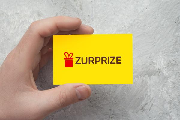 Sample branding #3 for Zurprize