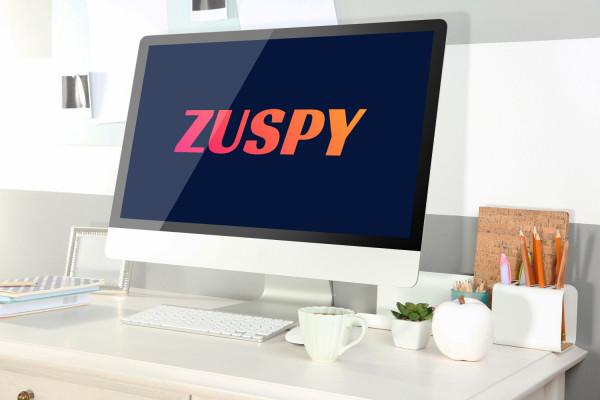 Sample branding #3 for Zuspy