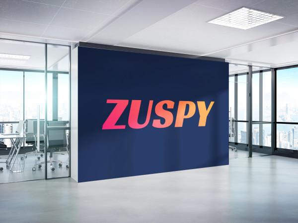 Sample branding #1 for Zuspy