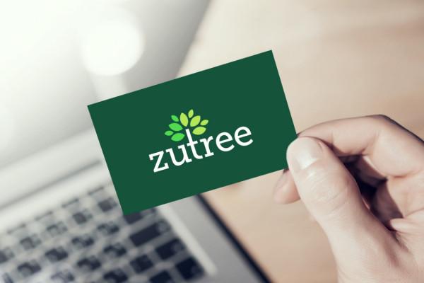Sample branding #1 for Zutree