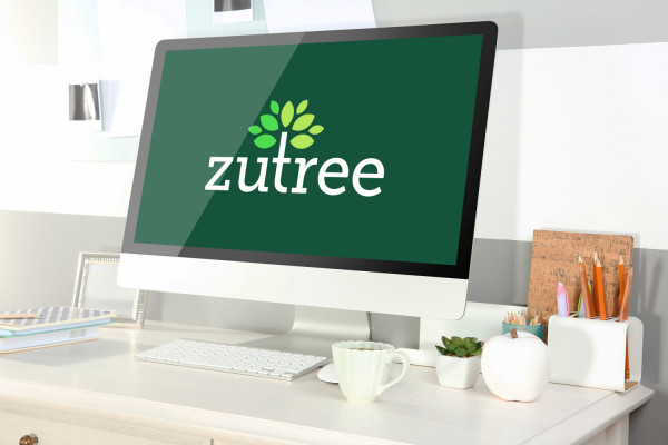 Sample branding #3 for Zutree