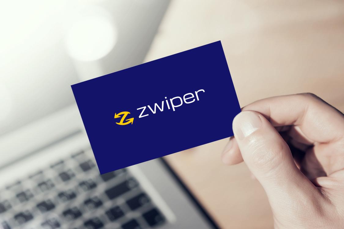 Sample branding #1 for Zwiper