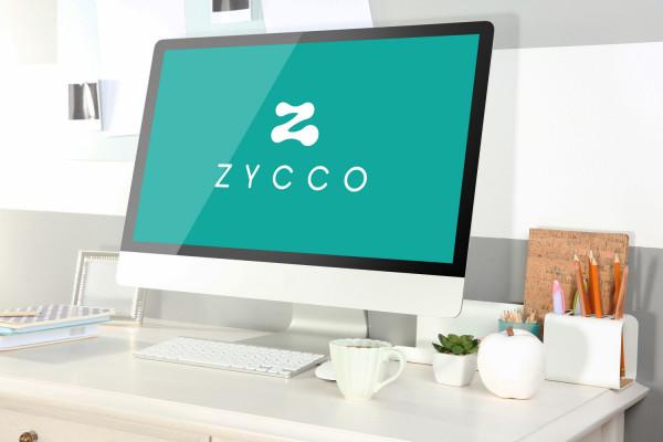 Sample branding #3 for Zycco