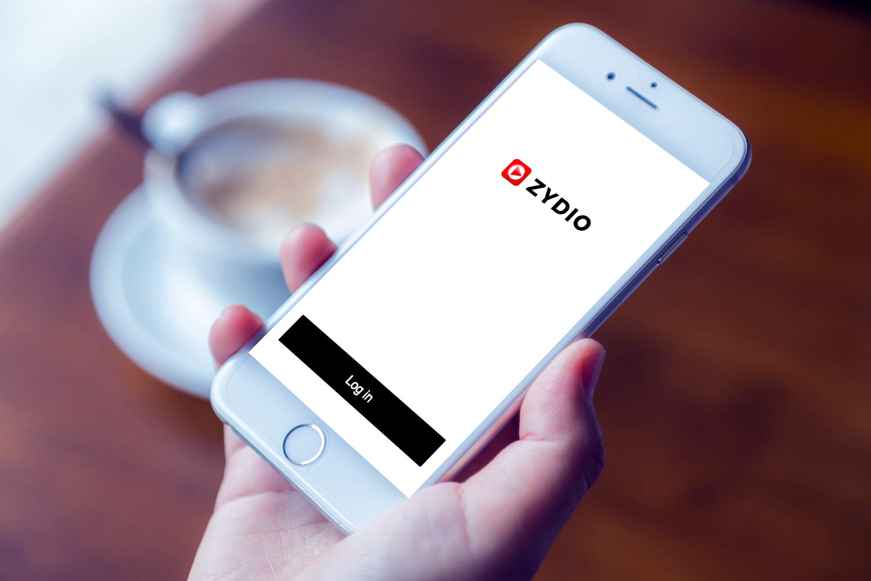 Sample branding #3 for Zydio