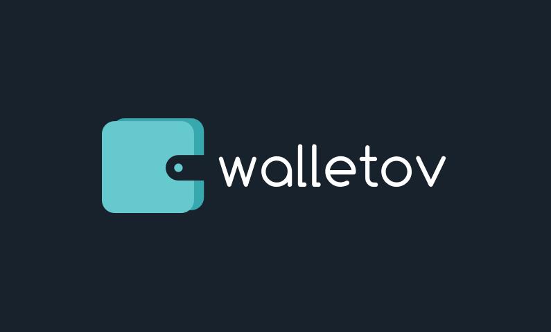 walletov - Fantastic wallet based domain name