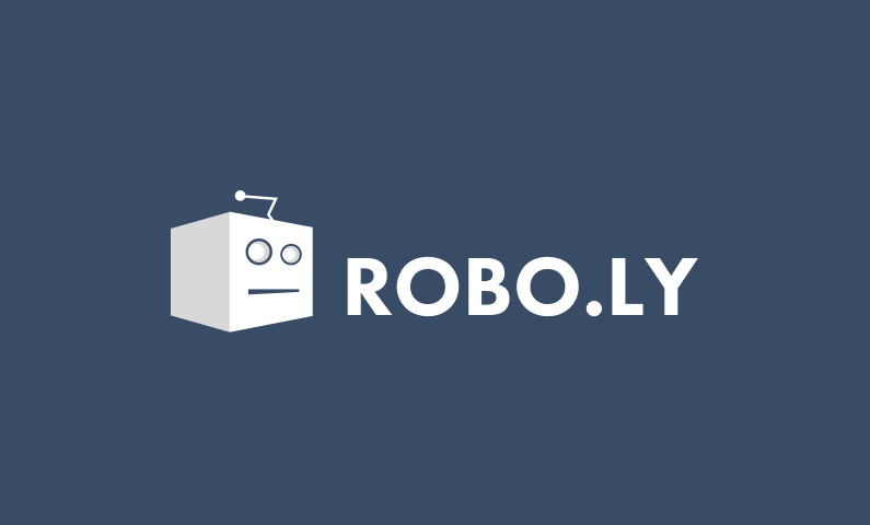 robo logo - Business name for a company in the robotics industry