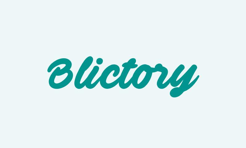 Blictory