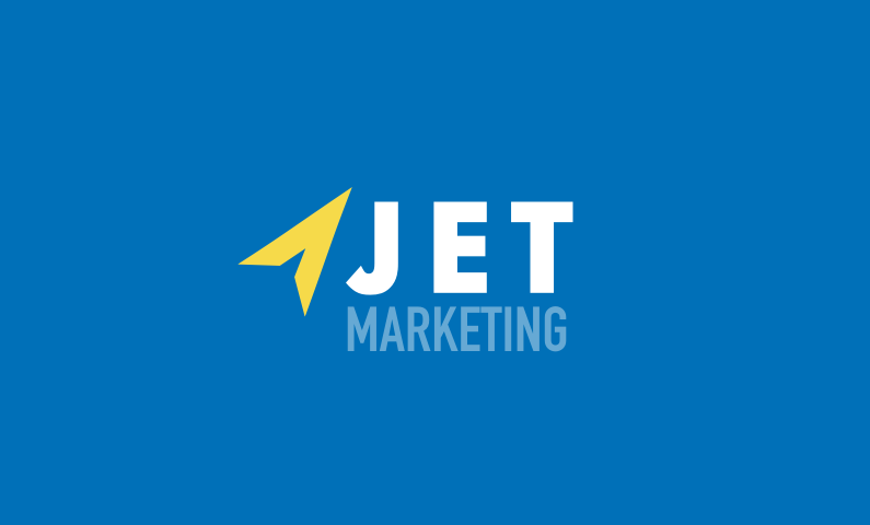 Jet - Powerful and simple marketing business name