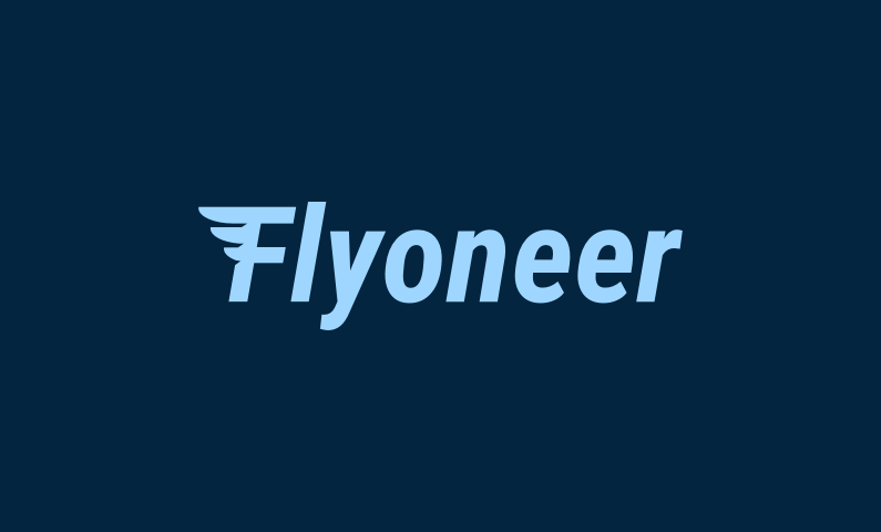 Flyoneer - Aviation brand name for sale