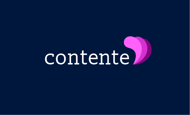 Contente - Potential business name for sale