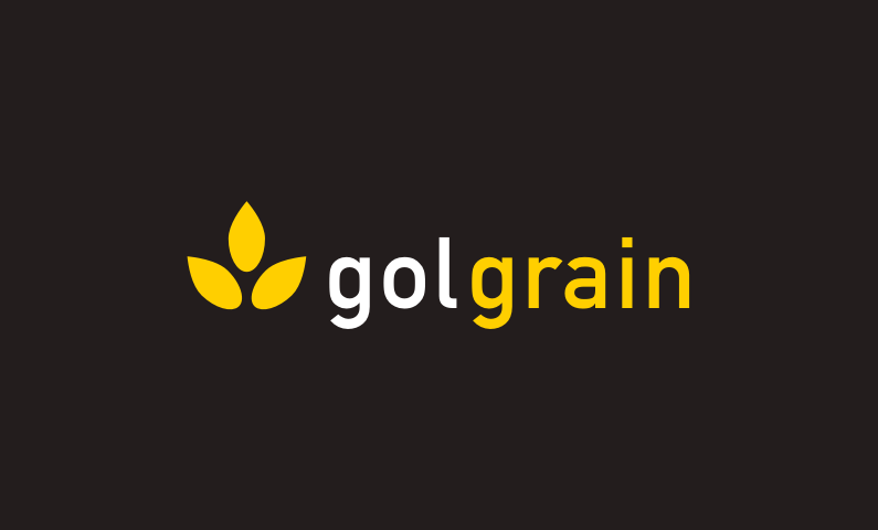 Golgrain - Business name for a company in the agriculture industry
