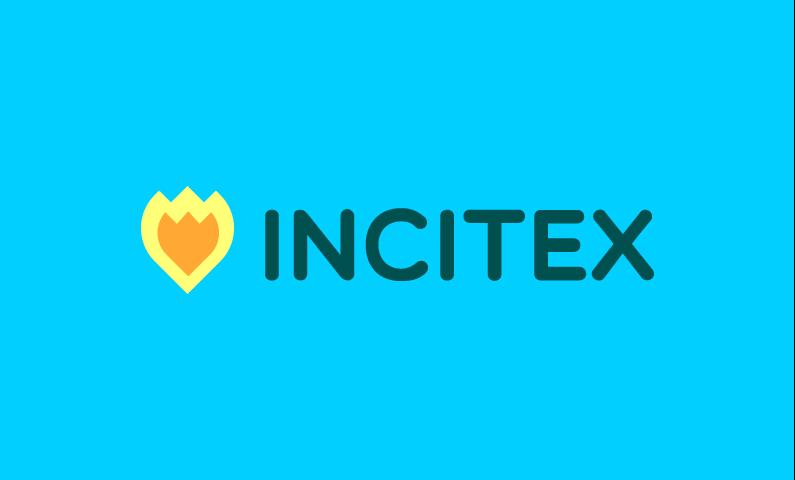 Incitex - Amazing brandable domain name