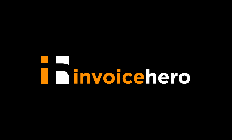 Invoicehero - Awesome finance related business name