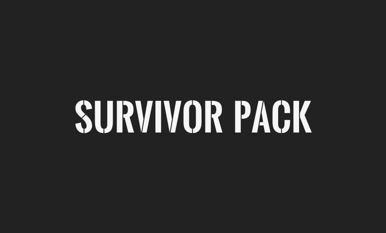 Survivorpack