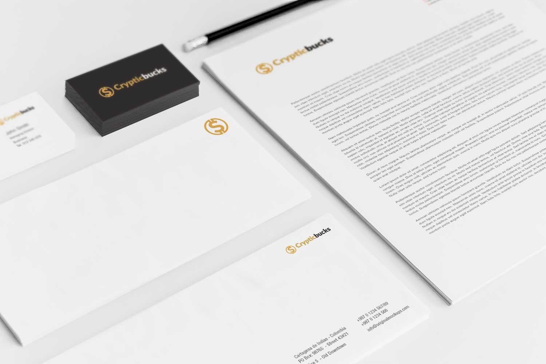 Sample branding #3 for Crypticbucks