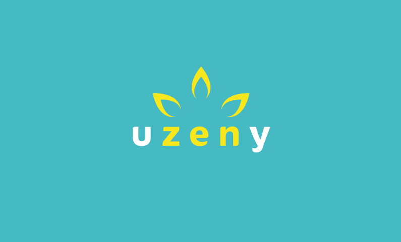 Uzeny - Invented brand name for sale