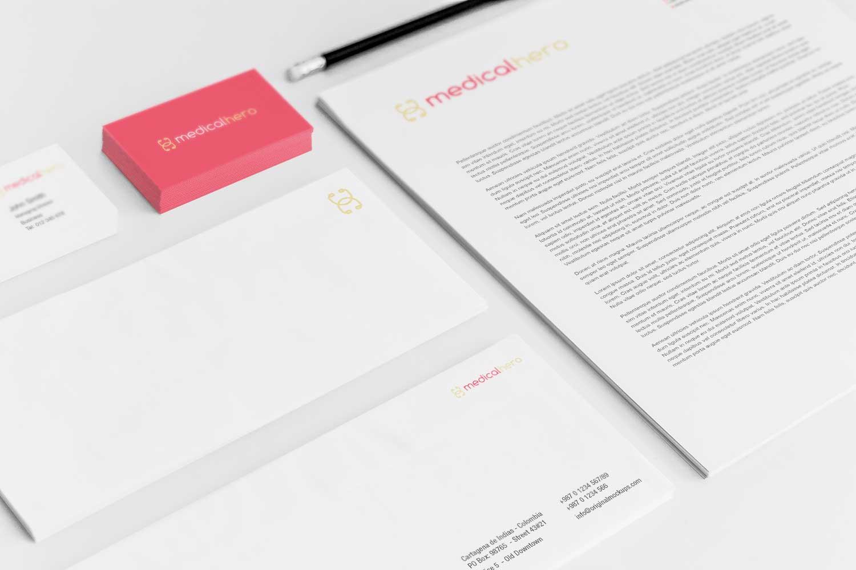 Sample branding #3 for Medicalhero