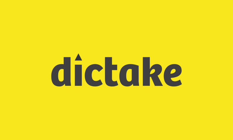 Dictake