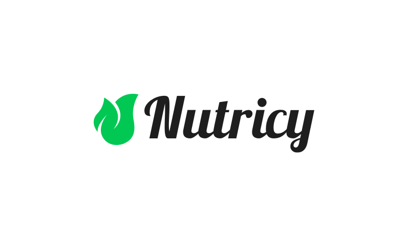 Nutricy - Nutrition domain name for sale