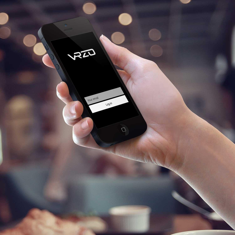Sample branding #1 for Vrzo