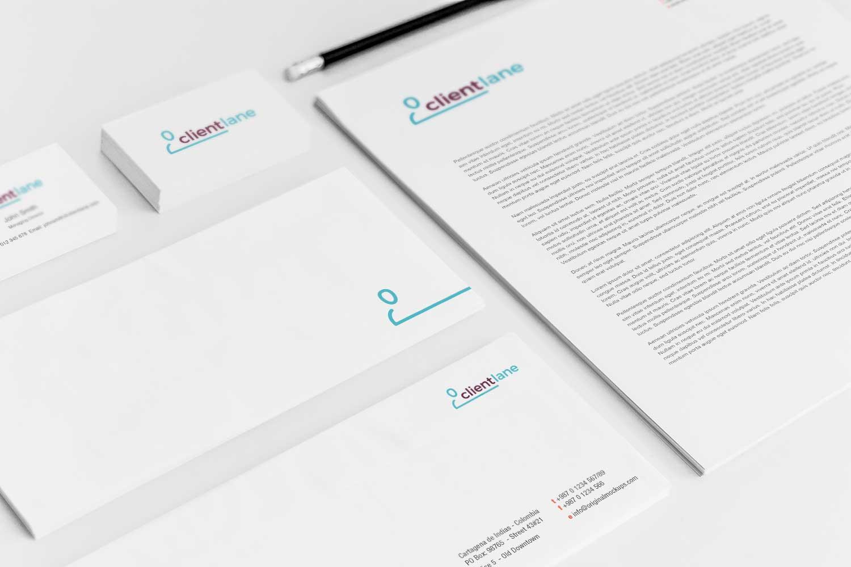 Sample branding #3 for Clientlane