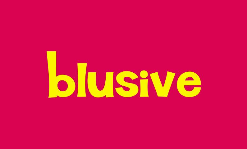 Blusive