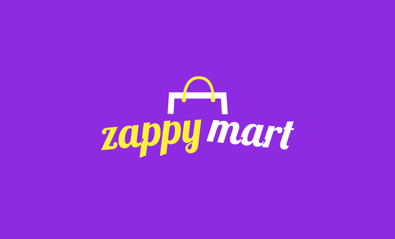 Zappymart - Business name for a company in the retail industry