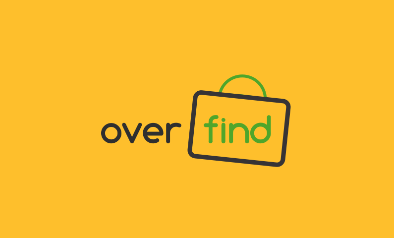 Overfind - Technology brand name for sale