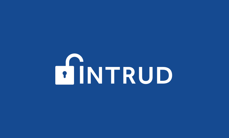 Intrud - Audio startup name for sale