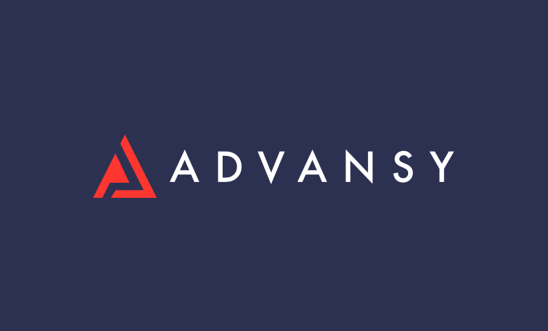 Advansy - Positive and modern brandable domain name