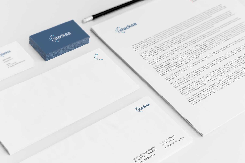 Sample branding #3 for Stacksa