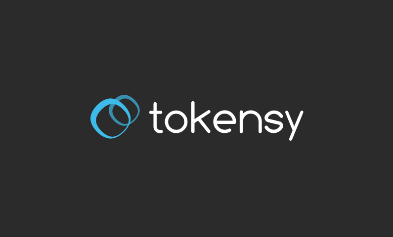 Tokensy - Cryptocurrency domain name for sale