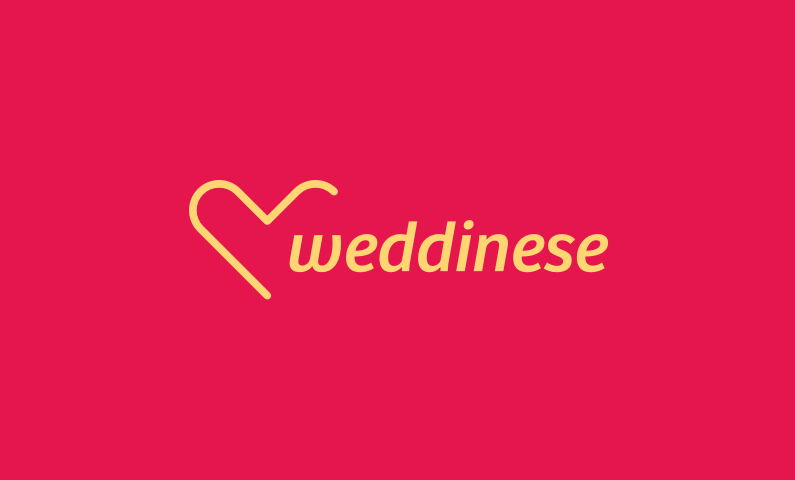 Weddinese - Business name for a company in the wedding industry