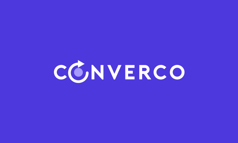 Converco - Cryptocurrency domain name for sale