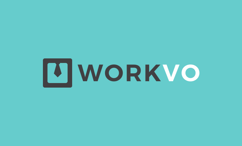 Workvo - Possible startup name for sale