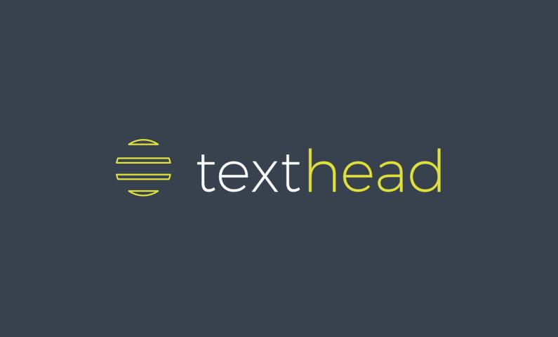 Texthead