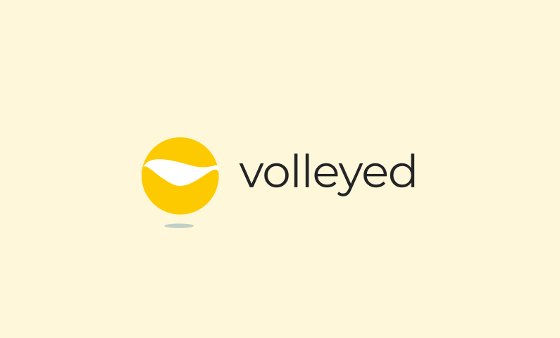Volleyed
