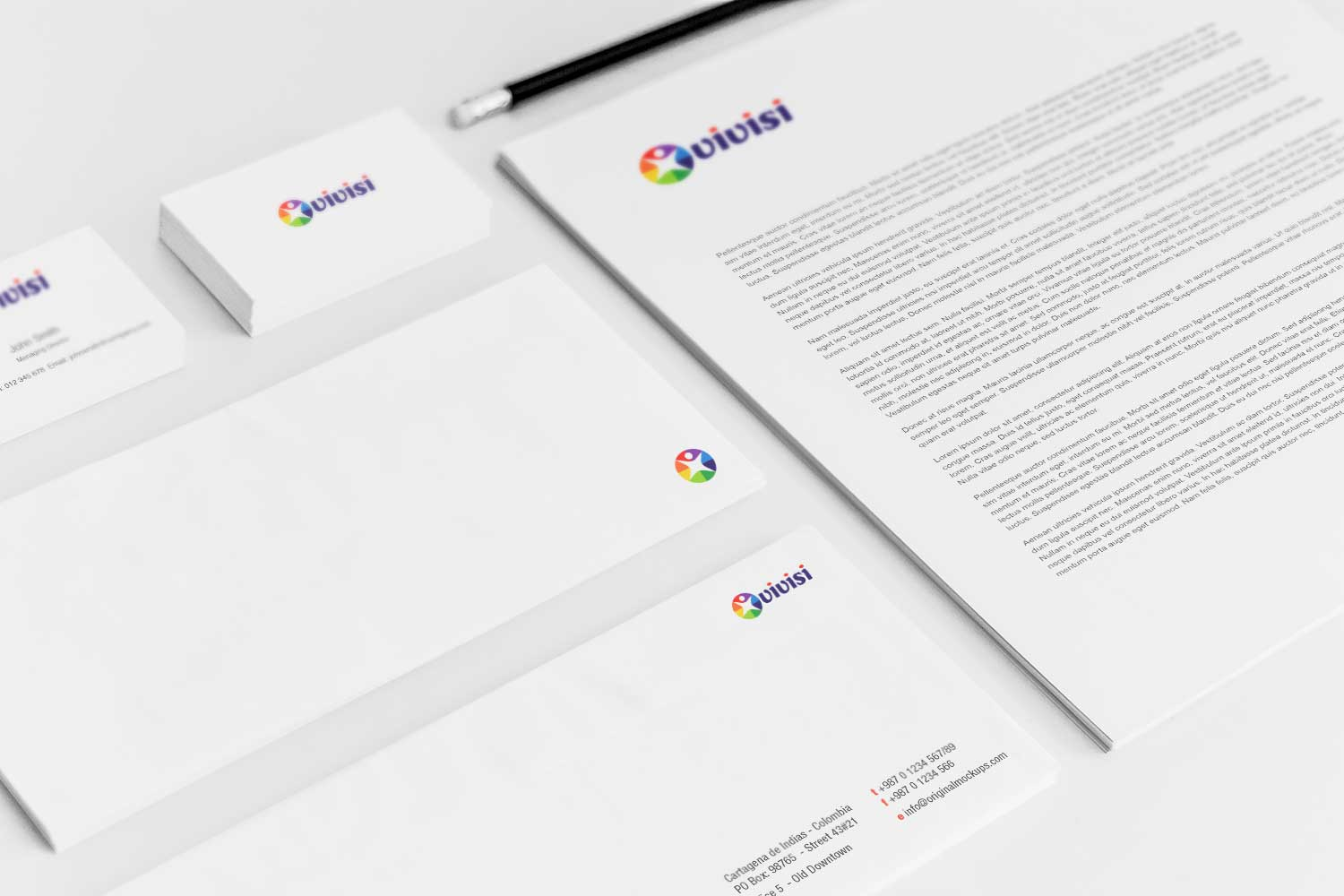 Sample branding #3 for Vivisi