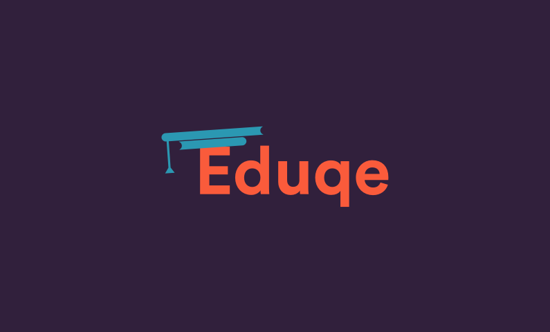 Eduqe - Business name for a company in the education industry